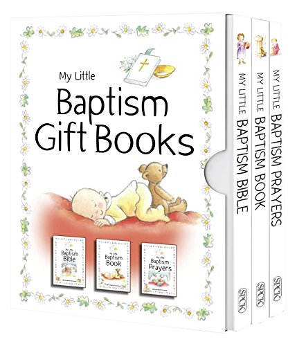 My Little Baptism Gift Books By Sally Ann Wright