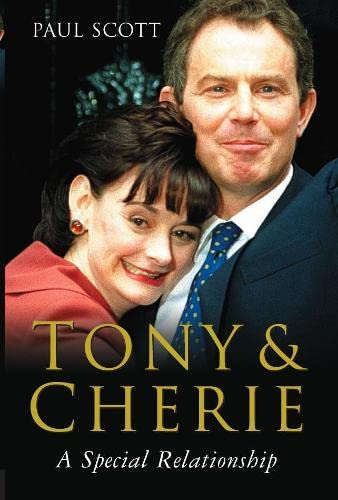 Tony and Cherie By Paul Scott