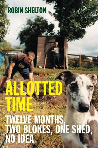 Allotted Time By Robin Shelton