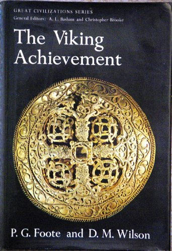 The Viking Achievement By P. G. Foote