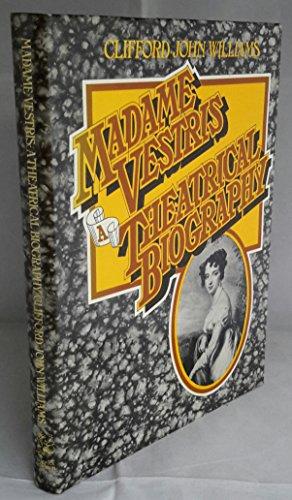 Madame Vestris By Clifford John Williams