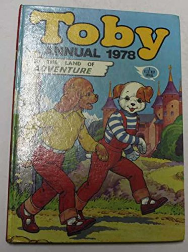 'Toby' Annual 1978 By Various