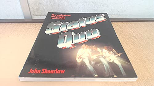 """""""Status Quo"""" By John Shearlaw"""