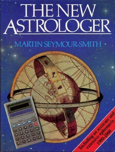 New Astrologer By Martin Seymour-Smith