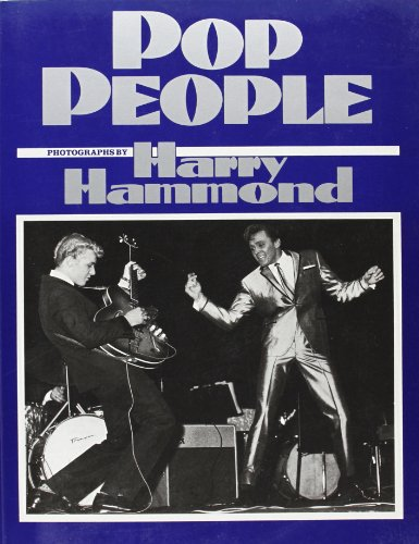 Pop People By Harry Hammond