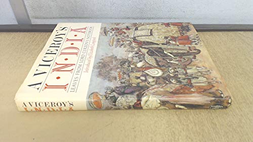 Viceroy's India By George Nathaniel Curzon