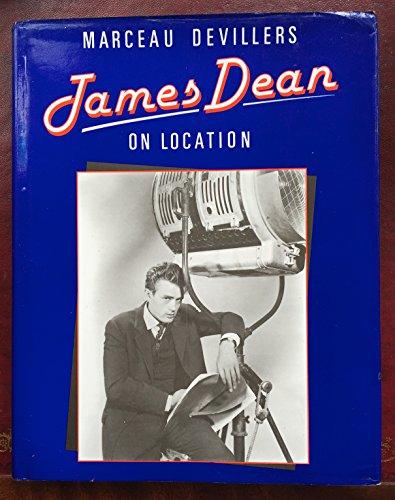James Dean on Location By Marceau Devillers