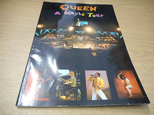 Queen: A Magic Tour By Peter Hillmore
