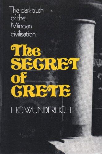 Secret of Crete By Wunderlich