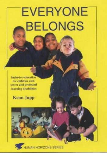 Everybody Belongs By Ken Jupp