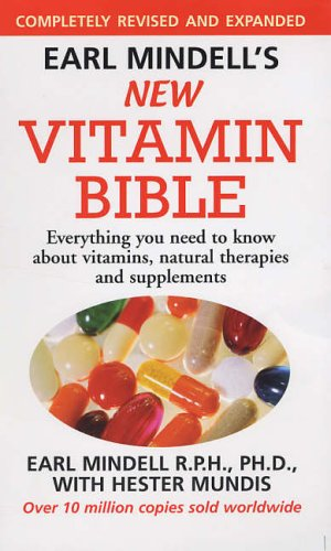The New Vitamin Bible by Hester Mundis