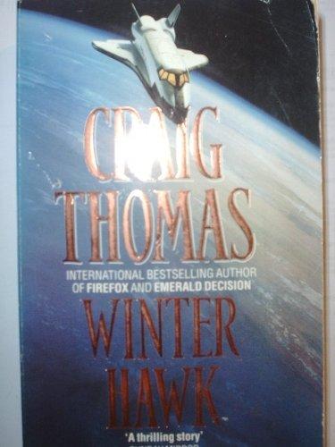 Winter Hawk By Craig Thomas