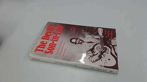 The Devil's son-in-law: The story of Peetie Wheatstraw and his songs By Paul Garon