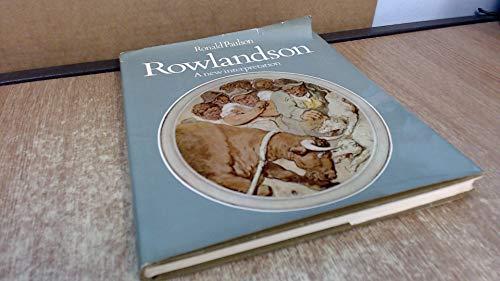 Rowlandson By Ronald Paulson