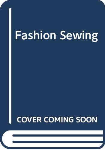 Fashion Sewing By Renee Robinson