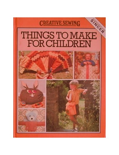 Things to Make for Children By Jeanne Argent