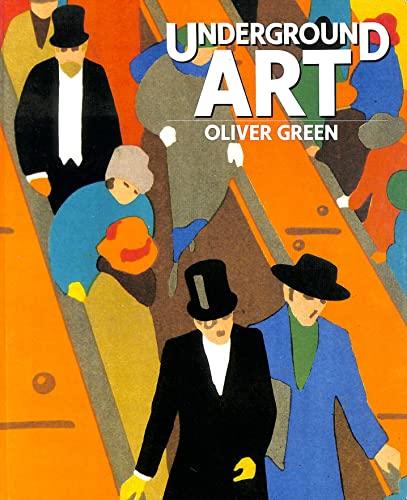 Underground Art By Oliver Green