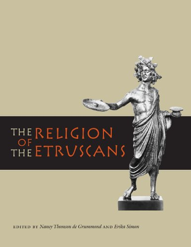 The Religion of the Etruscans by Nancy Thomson De Grummond