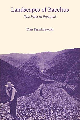 Landscapes Of Bacchus By Dan Stanislawski