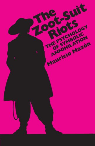 The Zoot-Suit Riots By Mauricio Mazon