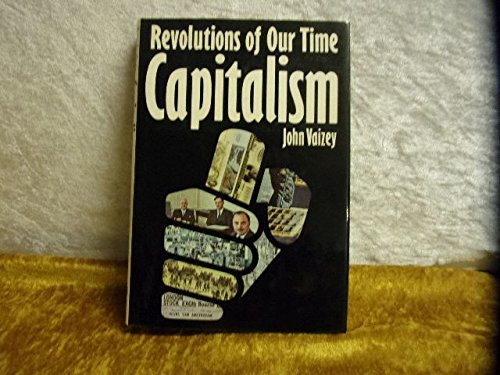 Capitalism By John Vaizey