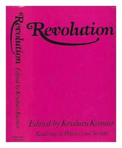 Revolution By Edited by Krishan Kumar