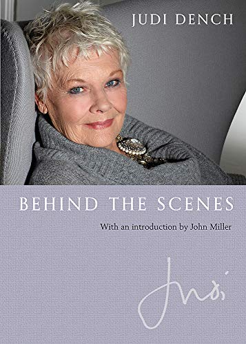 Judi: Behind the Scenes by Dame Judi Dench