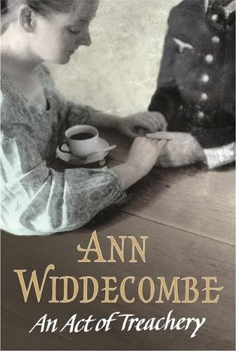 An Act of Treachery By Ann Widdecombe