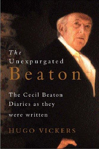 The Unexpurgated Beaton By Cecil Beaton