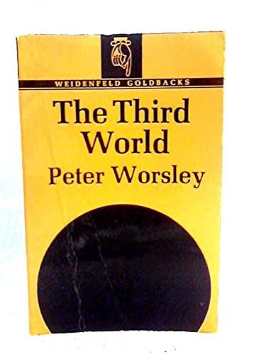 Third World By Peter Worsley