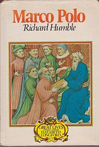 Marco Polo By Richard Humble