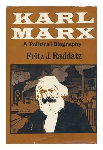 Karl Marx By Fritz J. Raddatz