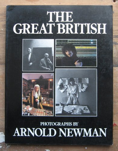Great British: Photographs By Arnold Newman