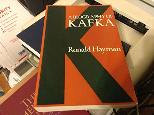 K By Ronald Hayman