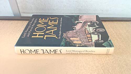 Home, James By Patrick MacNaghten