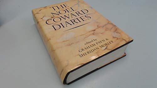 Noel Coward Diaries von Noel Coward
