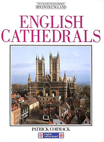 English Cathedrals By Patrick Cormack
