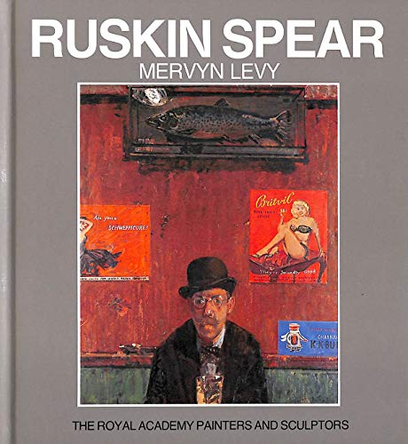 Ruskin Spear By Mervyn Levy