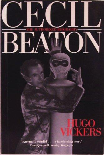 Cecil Beaton By Hugo Vickers