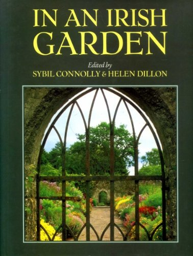In an Irish Garden Hardback Book The Cheap Fast Free Post