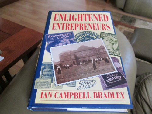 Enlightened Entrepreneurs By Ian C. Bradley