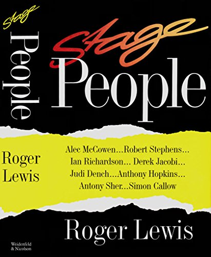Stage People By Roger Lewis