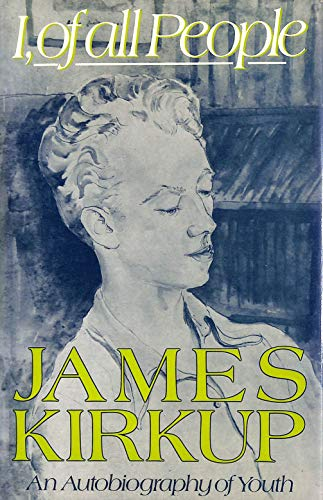 I, of All People By James Kirkup