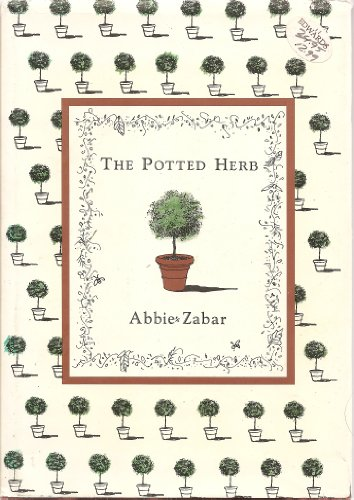 Potted Herb By Abbie Zabar