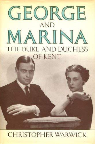 Duke and Duchess of Kent By Christopher Warwick
