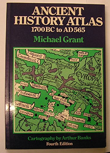 Ancient History Atlas By Michael Grant
