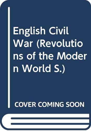 English Civil War By Robert Ashton