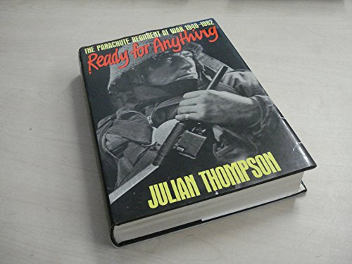 Ready for Anything By Julian Thompson