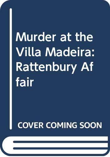 Murder at the Villa Madeira By Sir David Napley