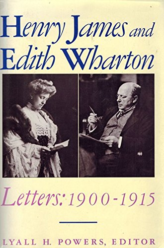 Letters, 1900-15 By Henry James